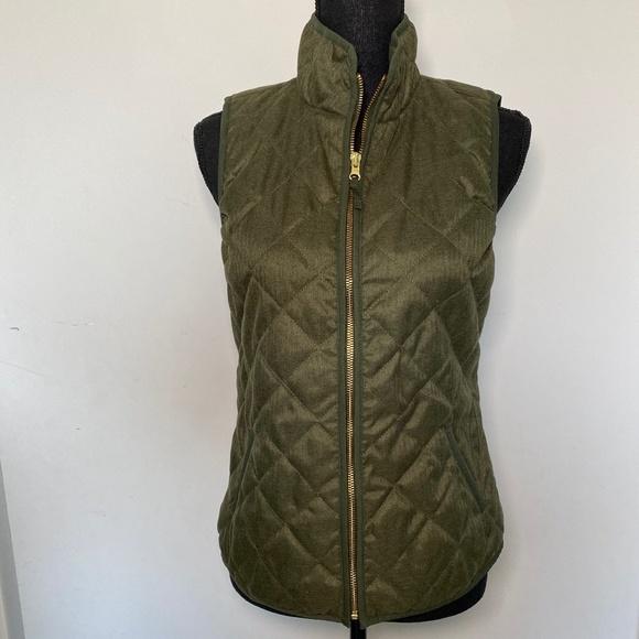 Old Navy Zippered Vest